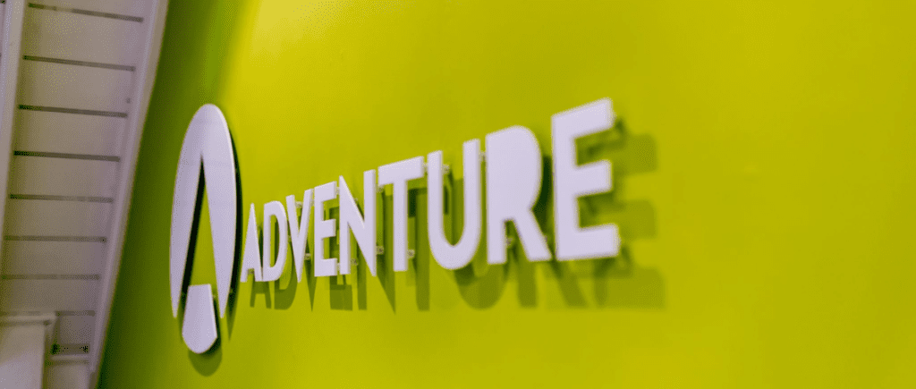 Adventure brand and rebrand journey