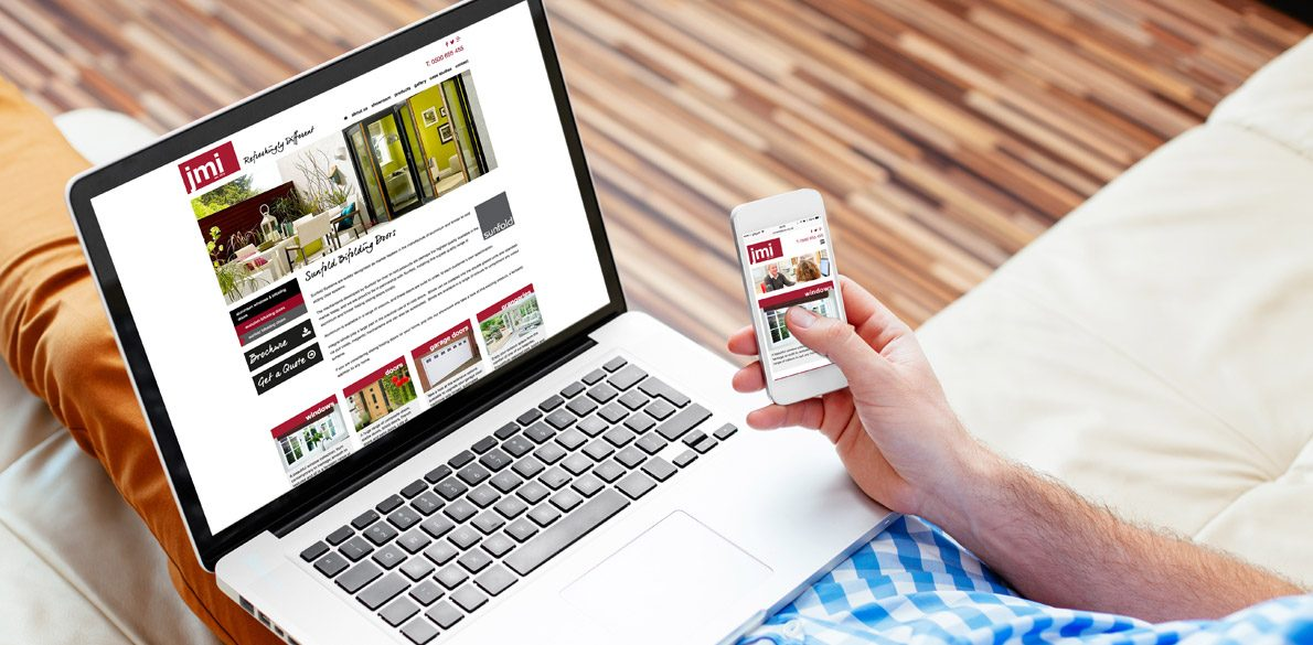 Why is it important to have a mobile responsive website?