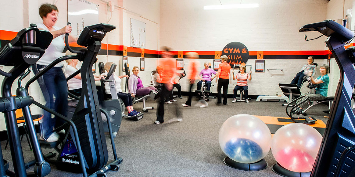 Gym and Slim, a ladies only fitness centre in Boldmere, Sutton Coldfield