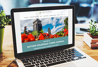 RSCTC website design