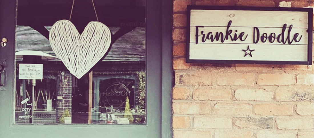 5 Minutes with Rachel Galbraith, Owner of Frankie Doodle Gifts