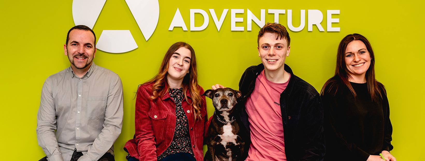 The Adventure Graphics Team