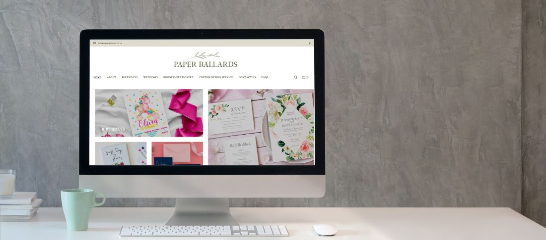 April 2020: Our Latest Web Design, Graphic Design & Print Projects