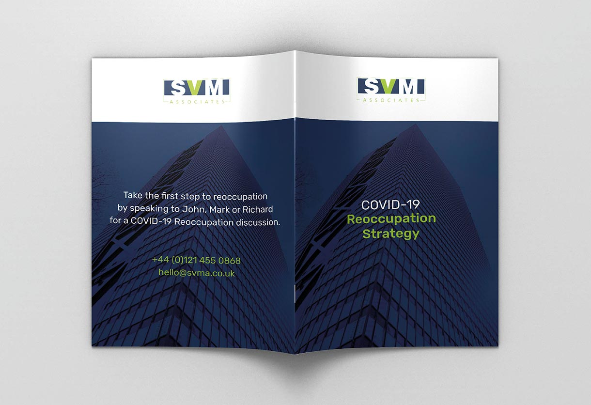SVM Associates Leaflet