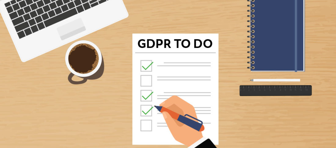 GDPR-to-do-list